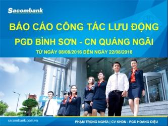 Báo cáo ngân hàng