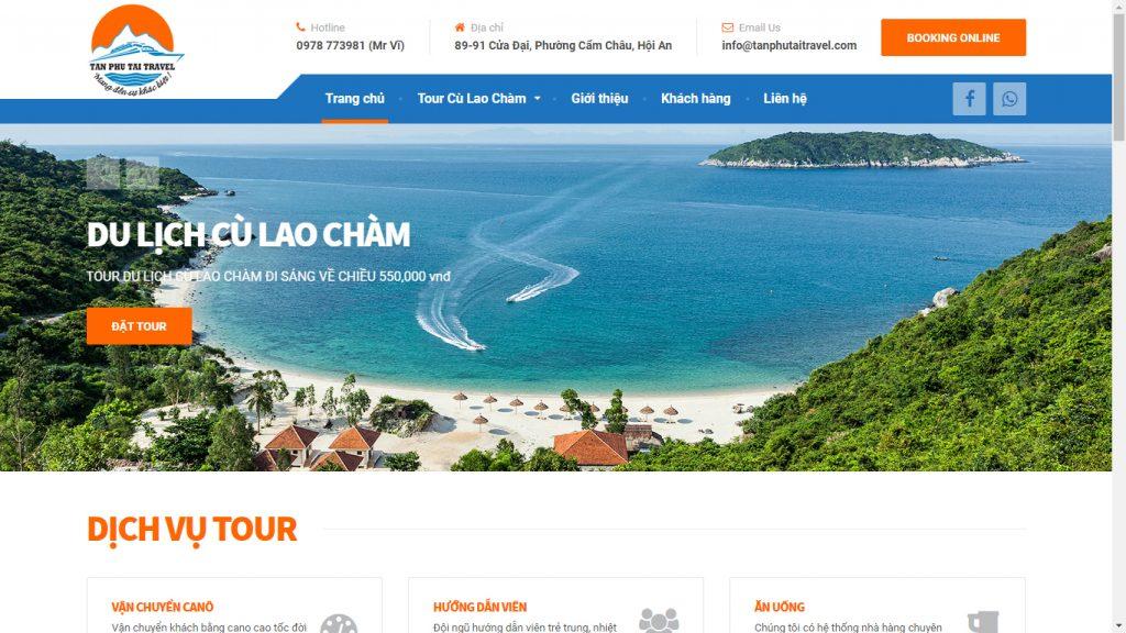 TÂN PHÚ TÀI - tanphutaitravel.com